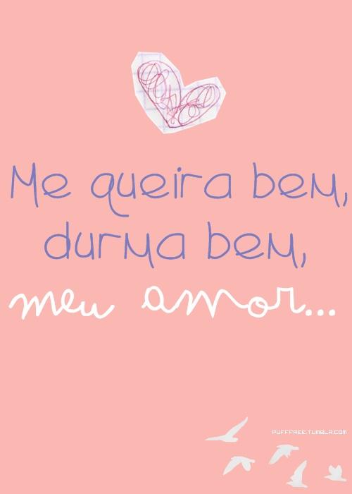 Tag Frases De Boa Noite Amor Tumblr