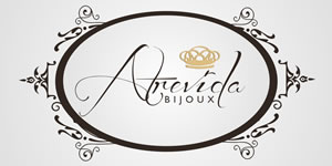 Logo para loja de bijuteria