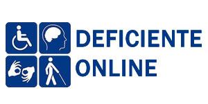 Logo para site de deficientes