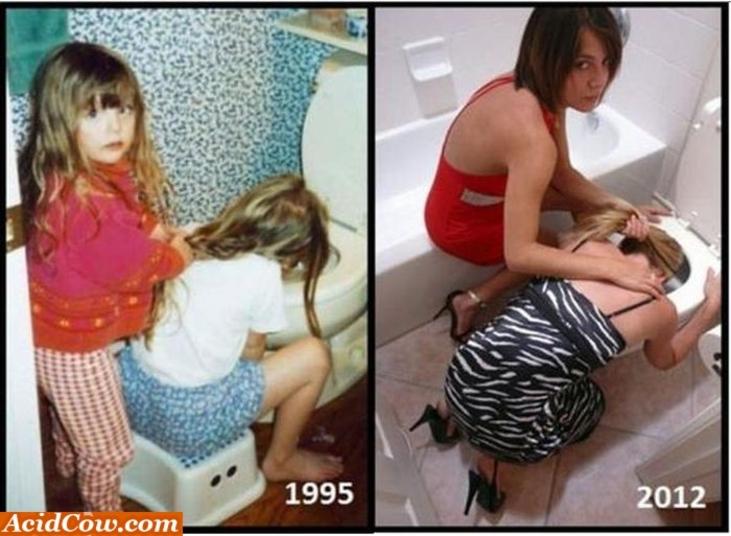Irmãs se ajudando desde sempre!