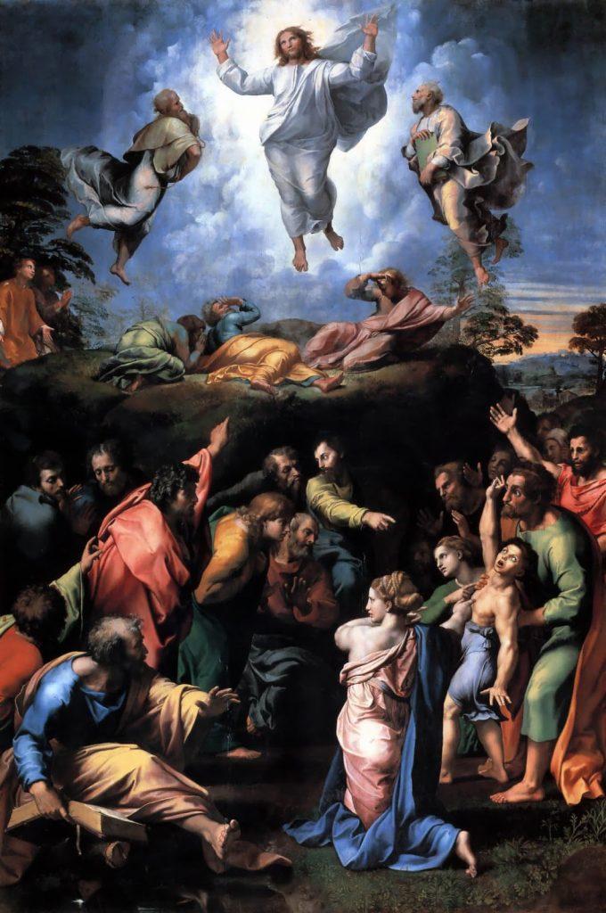 Transfiguração de Rafael