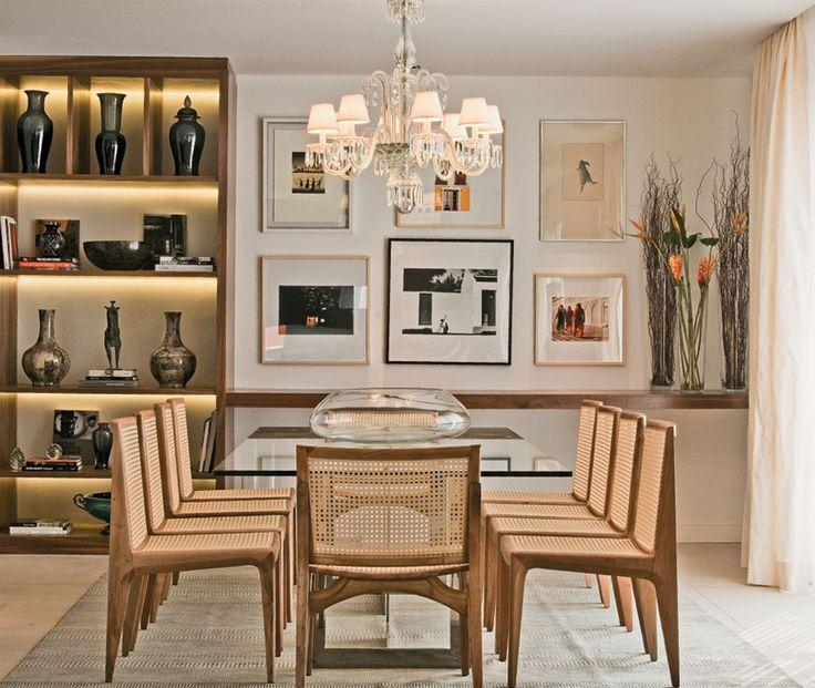 Ideias de quadros para sala for Decoracao sala de estar quadros