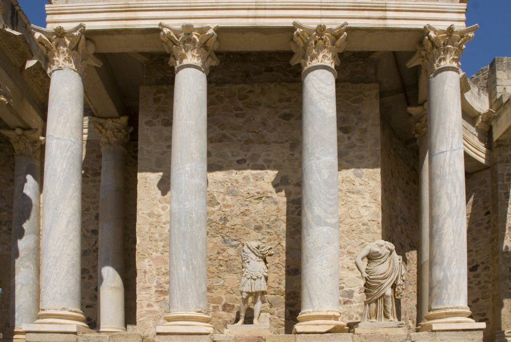 colunas-romanas